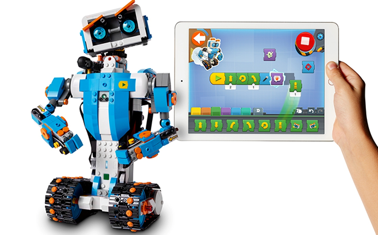 Lego Boost Learn Coding With Smart Connected Lego Bricks