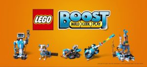 LEGO boost CODING PLAY